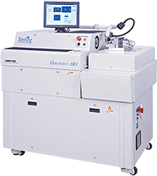 Optoform 80 ophthalmic lathe